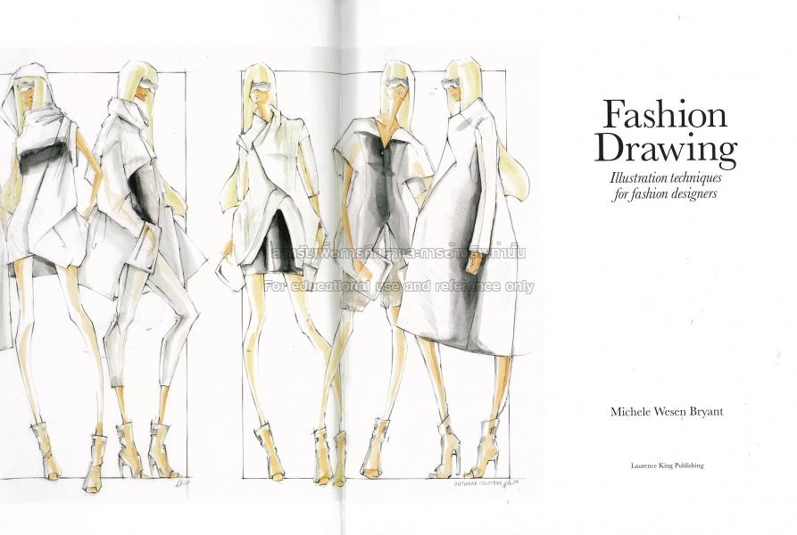 Figure Drawing For Fashion Design Pdf Free