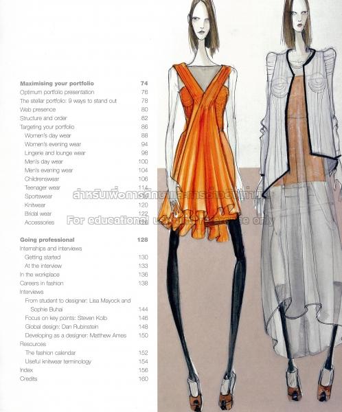 Design Your Fashion Portfolio Tcdc Resource Center