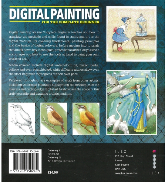 Digital Painting For The Complete Beginner Tcdc Resource Center