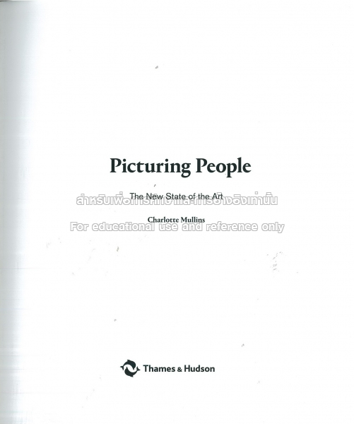 Picturing People Tcdc Resource Center